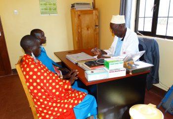 Mwedo health centre2